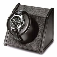 Orbita Sparta Open Lithium 1-Watch Winder - Black Leatherette W05520 Orbita. $335.75. Sparta Open Winder. 5-Year guaranteed battery life. Manufacturer 2-year warranty. Black faux leather. Winds one automatic watch. Save 15%!
