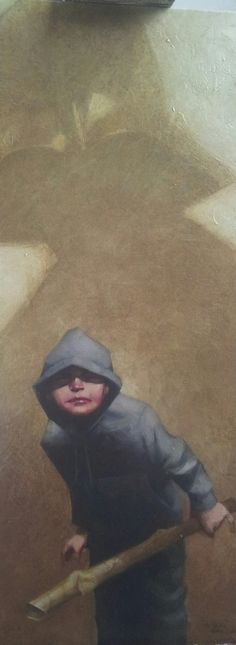 Star Wars: In a Backyard Far Far Away Series - Darth Vader by Craig Davison *