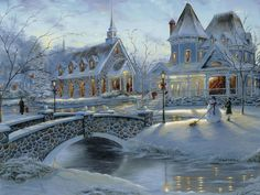 winter artists - Google Search
