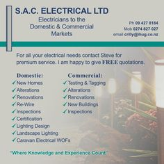 Electrician electric business cards business cards make it electrician wanted a leafletrack card design for letterbox drops that matched his business card reheart Image collections