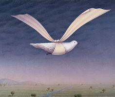 Gurbuz Dogan Eksioglu, 1954 ~ Surrealist painter   Tutt'Art@   Pittura * Scultura * Poesia * Musica  