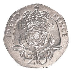 In the Royal Mint made a BIG mistake on some 20 pence coins making them worth at least each nowadays! Rare Coins Worth Money, Valuable Coins, Silver Coins Worth, Rare British Coins, Sell Old Coins, Coin Crafts, Rare Pennies, English Coins, Coin Worth