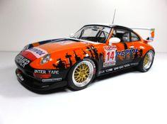 1/24 │ Porsche 911 GT2 Repsol │ Tamiya │ Can Girgin