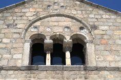 Basílica de San Simplicio. Siglo XI. Olbia. Cerdeña.