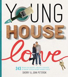 Young House Love. Design ideas for evert style, skill level, and budget. Perfect gift for the newlyweds! Bath Body Works, Young House Love, Do It Yourself Wedding, Do It Yourself Home, This Is A Book, Love Book, Cool Diy, Clever Diy, Easy Diy
