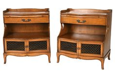 French Country-Style Side Tables, Pair on OneKingsLane.com