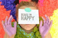 Handmade Charlotte DIY Send Happy Project