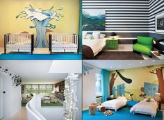 kid rooms