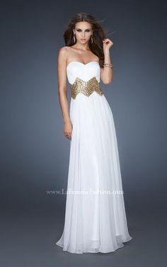 La Femme 18622   La Femme Fashion 2013 - La Femme Prom Dresses - Dancing with the Stars