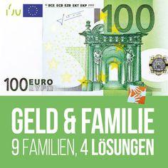 Geld und Familie: So managen Familien ihre Finanzen, 9 Familien - 4 Lösungen, gemeinsames Konto, getrennte Konten | Muttis Nähkästchen