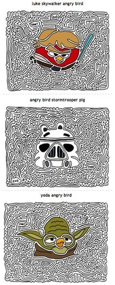 Crafty Party - Angry Birds Star Wars