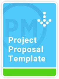 Project Proposal Template #ProjectManagementTemplates