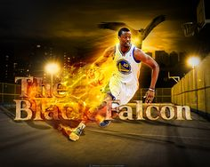 Harrison Barnes: The Black Falcon