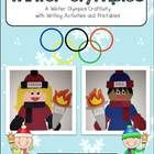 Are you ready for the Winter Olympics? Your students will warm up to these Winter Olympic Buddies! These cuties will brighten your classrooms, and ...