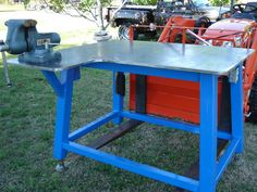 Lets see your welding tables!!!!!!!!! - Pirate4x4.Com : 4x4 and Off-Road Forum