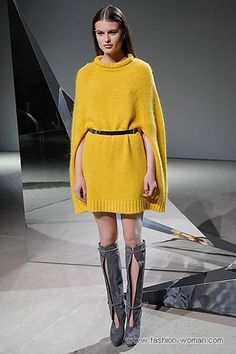 Haute Couture Fashion knitwear
