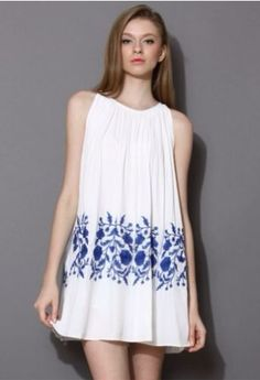 Embroidered-White-Dress- by Chic Wish