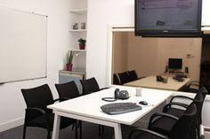 Testing rooms (single mirrow)