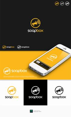 Design a logo and color palette for Soapbox! by Gilang.ahza
