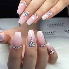 amourbeautylounge | User Profile | Instagrin French Fade Nails, Faded Nails, Gel French Manicure, Beauty Nails, Hair Beauty, Natural Gel Nails, Gel Nail Colors, Nail Swag, Nail Arts