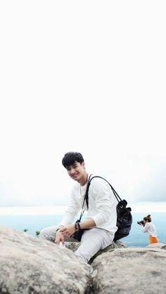 Handsome Faces, Handsome Boys, Boyfriend Photos, Book Wallpaper, Mini Canvas Art, Dream Boy, Thai Drama, Cute Actors, Asian Actors