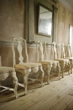 swedish dining chairs