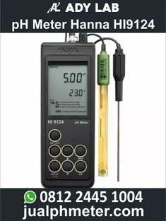 pH meter Hanna HI9124 Ph Meter, Lab, Labs, Labradors