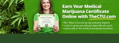 Cannabis Training University. The world's leading online cannabis college. Get certified online and start a cannabis career! www.CannabisTrainingUniversity.com