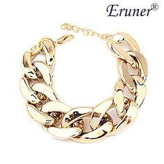 eruner® large chunky or chaîne bracelet des femmes - EUR € 1.46
