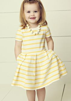 Rise and Shine Dress Your little one will feel like a million bucks in the Rise and Shine Dress! This cheerful box pleated French terry dress is perfect for school or a special weekend event. Item #: D17174 $46.00 *Tween sizes 8-14 +$2.00