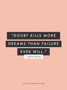 Don't be afraid of failure, be afraid of regret that comes from not trying. ---- HugSpeak helps you develop a social media strategy that fits your brand and audiences. And, if you need someone to build and manage your social accounts, we do that too!