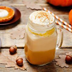Recette pumpkin latte