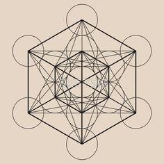 Metatron's cube 2