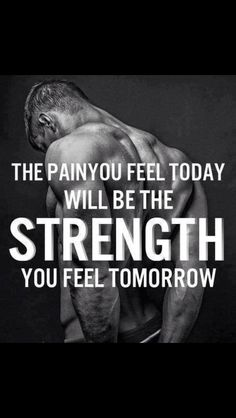 5d9e8d3855800 Pain today and strength tomorrow. 12 Minute Athlete · No pain