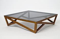 Eyeful coffee table available at IDS West, September 27-30, idswest.com; and at Izm, izm.ca.