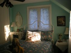 Image about blue in room ideas & inspiration by — 𝐭𝐚𝐲 ✭ Room Ideas Bedroom, Bedroom Inspo, Dream Bedroom, Bedroom Decor, Cozy Bedroom, My New Room, My Room, Dorm Room, Room Goals