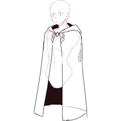 Cloak one for Drawing Techniques, Drawing Tips, Drawing Sketches, Art Drawings, Drawing Base, Manga Drawing, Drawing Reference Poses, Design Reference, Poses References