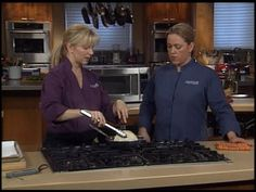 TV: Julia Collin Davison and Bridget Lancaster (Together!) Make Beef Tacos Season 6 - YouTube