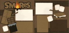 S'mores Page Kit