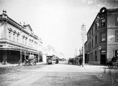 Melbourne Suburbs, Melbourne Victoria, Historical Pictures, Old Photos, Street View, History, Vintage, Old Pictures, Historia