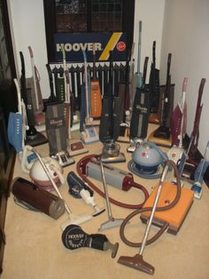Chester Mike's Hoover Collection