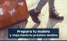 Ofertas en www.viajesviaverde.es: Prepara tu maleta y viaja hacia tu próximo destino...