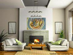 Decoração com Obras de Arte!!! Veja Dicas e Onde Comprar!