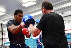 Cutyexpress: 'Anthony Joshua Afraid Of Fighting Deontay Wilder'...