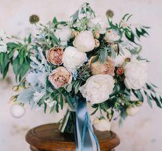 Daily Inspiration / Rose Apple Flowers / Wedding Style Inspiration / LANE