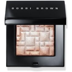 Bobbi Brown Highlighting Powder (2.830 RUB) ❤ liked on Polyvore featuring beauty products, makeup, face makeup, face powder, sunkissed glow, bobbi brown cosmetics and highlight face makeup