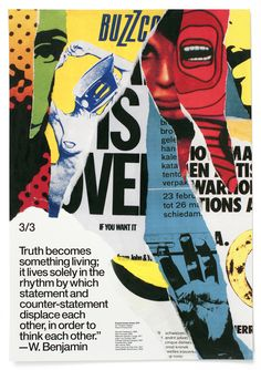 Experimental Jetset / GD:NIP #1: Experimental Jetset posters: Statement and Counter-Statement