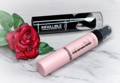 Make Up and more: Review L'Orèal Infaillible Primer & Shaping Stick