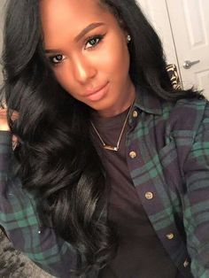 Brazilian Body Wave Hair 3 Bundles With Closure Grade Brazilian Virgin Hair Wavy Human Hair Bundles With Closure, Factory Cheap Price, DHL Worldwide Shipping,Store Coupons Available. Weave Hairstyles, Pretty Hairstyles, Straight Hairstyles, Black Hairstyles, Brazilian Hairstyles, Frontal Hairstyles, Hairstyles 2016, Baddie Hairstyles, Modern Hairstyles