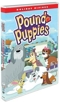Pound Puppies: Holiday Hijinks DVD #Giveaway - Come #win a stocking stuffer for the kids.